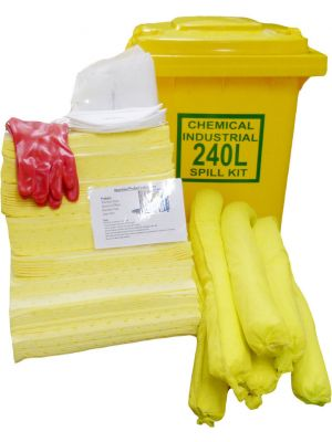 240L Chemical Help-It Spill Kit