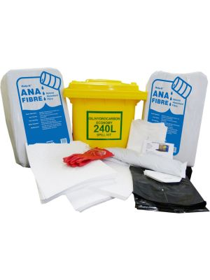 240L Economy Oil Help-It Spill Kit