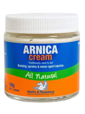 Martin & Pleasance Arnica Cream - 100g Tub