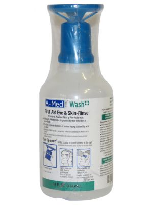 Eye Wash Irrigate Solution 473ml