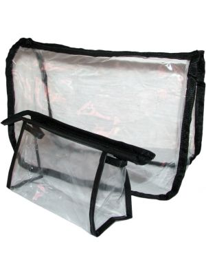 First Aid Clear Plastic Bag