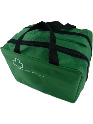 Double First Aid Bag