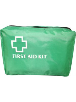 First Aid Bag Small with No Handles in Green