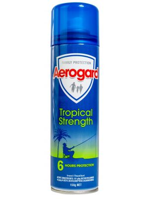 Aerogard Insect Repellent Tropical in Aerosol Can 150g
