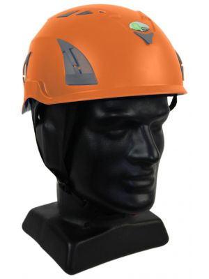 QTECH Industrial Plugged Helmet (Without Visor Attachment Holes)