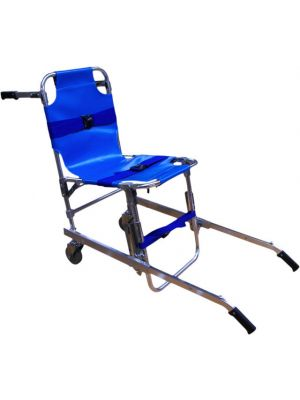 Evacuation Rescue Stair Chair - Max Weight 159kg - Blue