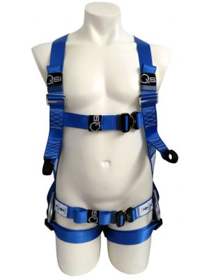 SBE2KQR Harness with Work Positioning Waist Belt