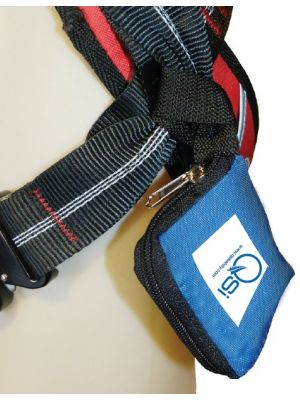 Suspension Trauma Strap in Pouch - Pair