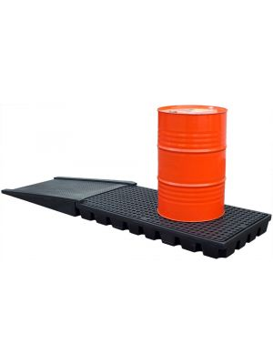 2 Drum Spill Containment Workfloor