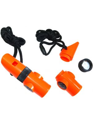 Survival Whistle 6 in 1