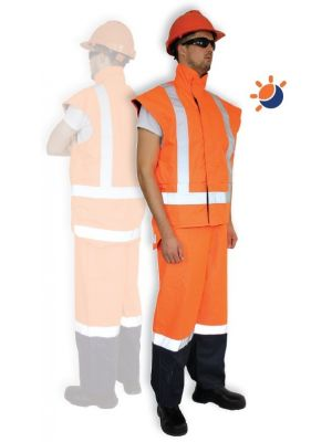 ArcStorm FR Wet Weather Vest