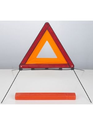 Reflective Warning Triangle - Version 2 with Thin legs