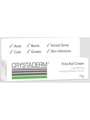 Crystaderm Cream - 15g