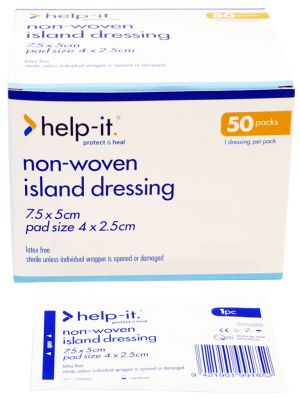 Help-It Island Dressings
