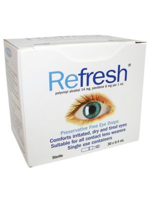 Refresh Eye Drop Ampoule 0.4ml