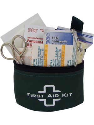 First Aid Essentials Kit - Pouch Options