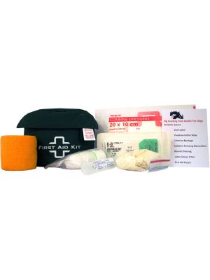 Pig Hunting First Aid Kit for Dog