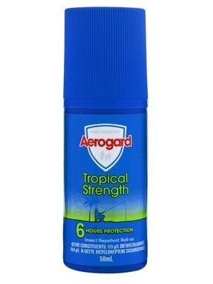 Aerogard Insect Repellent Roll-On 50ml