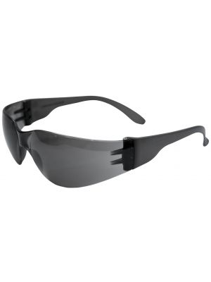 QTECH Safety Glasses Charcoal
