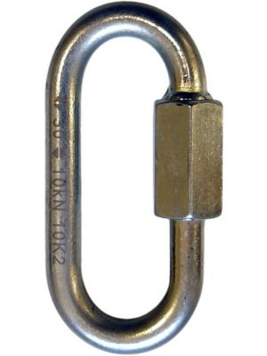 Oval Delta Quick Link - 8mm
