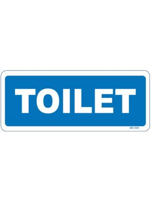 TOILET TEXT ONLY