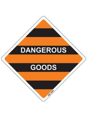 DANGEROUS GOODS (DG Diamond)