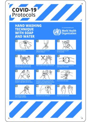 COVID-19 How To Wash Your Hands