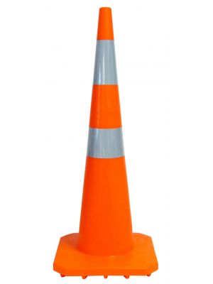 Nikki Narrow Orange Road Cone 4.5kg 900mm