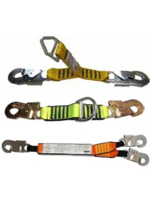 Chest Centre Lanyard with 2 x Hooks & 1 x D-Ring