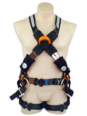 Premium Live Wire Pro Cross Over Tower Harness