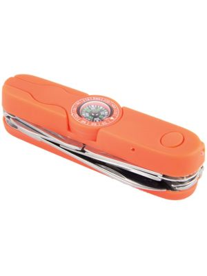 Survival Knife Orange