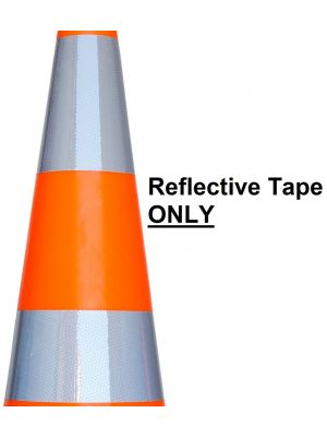 Set of Replacement Reflective Tape For NIKKI Road Cone