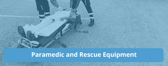 paramedic and rescue equipment nz