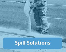 chemical spill control nz